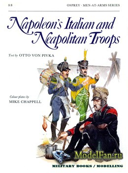 Osprey - Men-at-Arms 88 - Napoleon's Italian and Neapolitan Troops