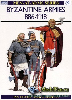 Osprey - Men-at-Arms 89 - Byzantine Armies 886-1118