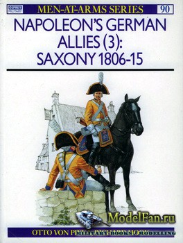 Osprey - Men-at-Arms 90 - Napoleon's Allies (3): Saxony 1806-1815