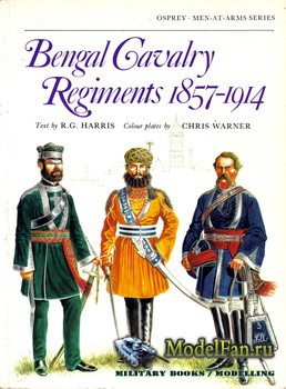 Osprey - Men-at-Arms 91 - Bengal Cavalry Regiments 1857-1914