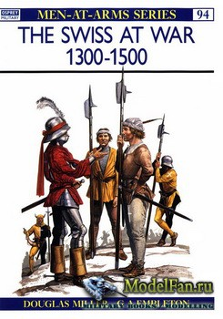Osprey - Men-at-Arms 94 - The Swiss at War 1300-1500