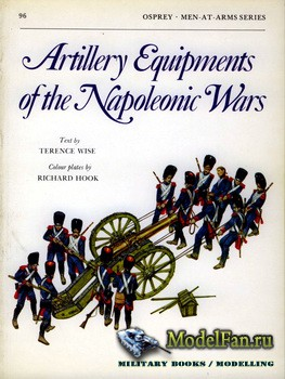 Osprey - Men-at-Arms 96 - Artillery Equipments of the Napoleonic Wars