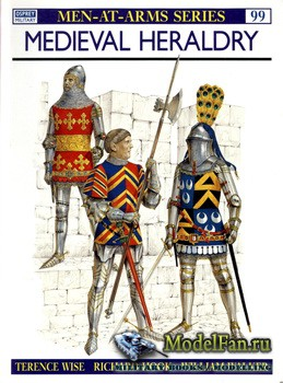 Osprey - Men at Arms 99 - Medieval Heraldry