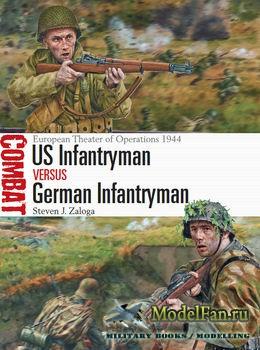 Osprey - Combat 15 - US Infantryman vs German Infantryman