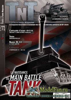 Trucks & Tanks Magazine №42 2014