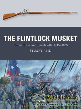 Osprey - Weapon 44 - The Flintlock Musket