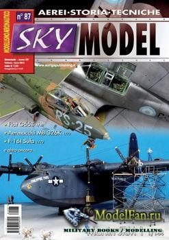 Sky Model №87 2016