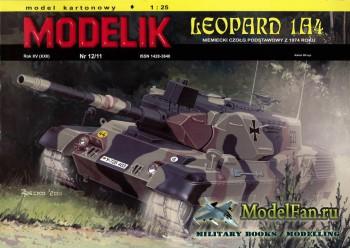 Modelik 12/2011 - Leopard 1A4