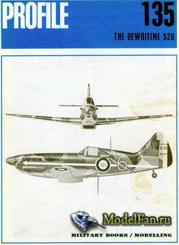 Profile Publications - Aircraft Profile №135 - The Dewoitine 520