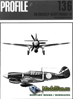 Profile Publications - Aircraft Profile №136 - The Curtiss P-40 Kittyhawk I ...