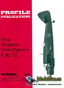 Profile Publications - Aircraft Profile №137 - The Bristol Beaufighter I &  ...