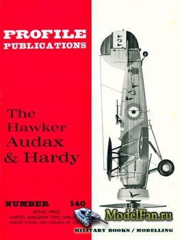 Profile Publications - Aircraft Profile №140 - The Hawker Audax & Hardy