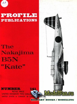 "Profile Publications - Aircraft Profile №141 - The Nakajima B5N ""Kate"""