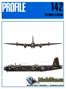 Profile Publications - Aircraft Profile №142 - The Short Stirling