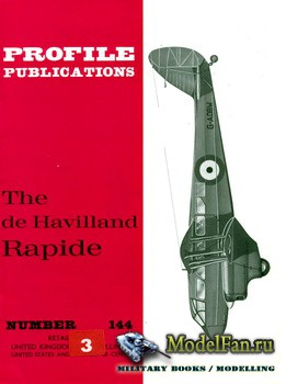 Profile Publications - Aircraft Profile №144 - The de Havilland Rapide