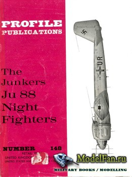 Profile Publications - Aircraft Profile №148 - The Junkers Ju-88 Night Fighters