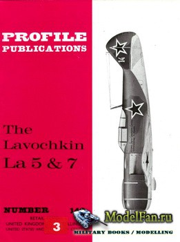 Profile Publications - Aircraft Profile №149 - The Lavochkin La-5 & 7