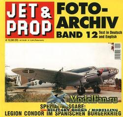 Jet & Prop Foto-Archiv Band 12 (Heinz Birkholz)