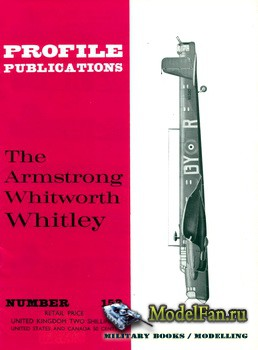 Profile Publications - Aircraft Profile №153 - The Armstrong Whitworth Whit ...
