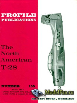 Profile Publications - Aircraft Profile №155 - The North American T-28