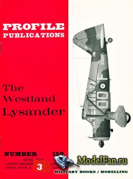 Profile Publications - Aircraft Profile №159 - The Westland Lysander