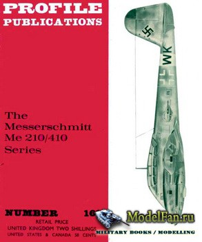 Profile Publications - Aircraft Profile №161 - The Messerschmitt Me 210/410 ...