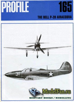 Profile Publications - Aircraft Profile №165 - The Bell P-39 Airacobra
