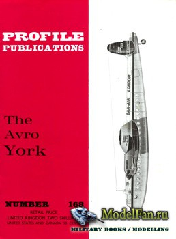 Profile Publications - Aircraft Profile №168 - The Avro York