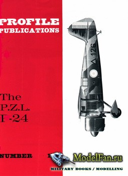 Profile Publications - Aircraft Profile №170 - The P.Z.L. P-24