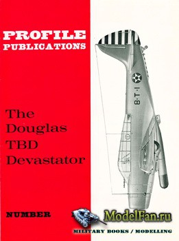 Profile Publications - Aircraft Profile №171 - The Douglas TBD Devastator