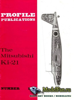 Profile Publications - Aircraft Profile №172 - The Mitsubishi Ki-21