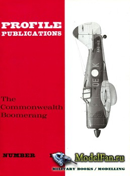 Profile Publications - Aircraft Profile №178 - The Commonwealth Boomerang