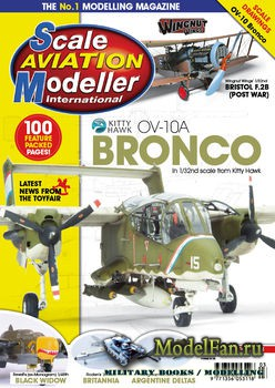 Scale Aviation Modeller International (March 2016) Vol.22 №3