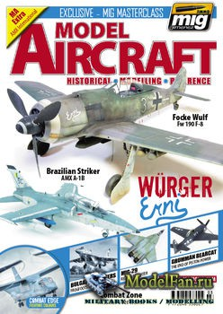 Model Aircraft March 2016 (Vol.15 Iss.03)