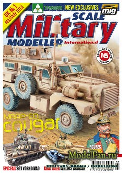 Scale Military Modeller International Vol.46 Iss.540 (March 2016)