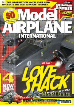 Model Airplane International №128 (March 2016)