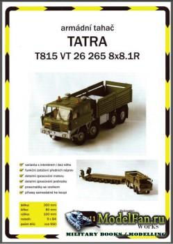 Ripper Works 011 - Tatra T815 VT 26 265 8x8.1R