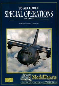 Modellers Datafile Extra 1 (SAM Publications) - USAF Special Operations Command