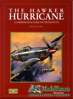Modellers Datafile 2 (SAM Publications) - The Hawker Hurricane