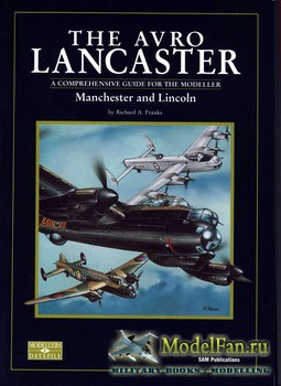 Modellers Datafile 4 (SAM Publications) - The Avro Lancaster