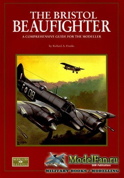 Modellers Datafile 6 (SAM Publications) - The Bristol Beaufighter