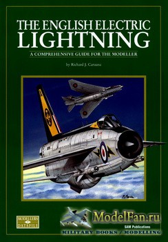 Modellers Datafile 7 (SAM Publications) - The English Electric Lightning