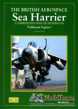 Modellers Datafile 11 (SAM Publications) - The British Aerospace Sea Harrie ...