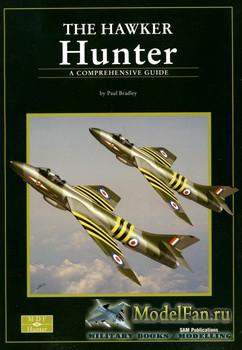 Modellers Datafile 16 (SAM Publications) - The Hawker Hunter