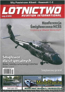 Lotnictwo Aviation International 2/2016