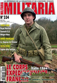 Armes Militaria Magazine №334 2013