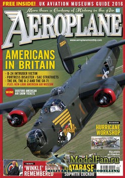 Aeroplane Monthly Magazine (Апрель 2016)