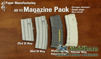 Paper Manufacturing - Magazine Pack