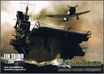 Angraf Model 1/2013 - IJN Taiho