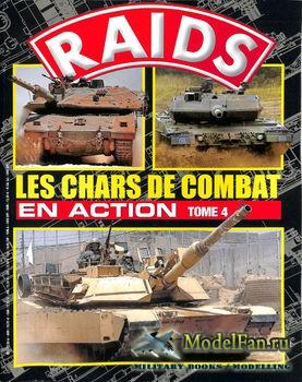 Raids Hors-Serie №29 - Les Chars de Combat en Action (Tome 4)